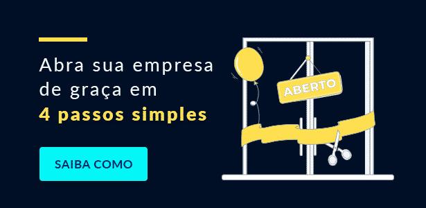 Abra sua empresa de graça em 4 passos simples