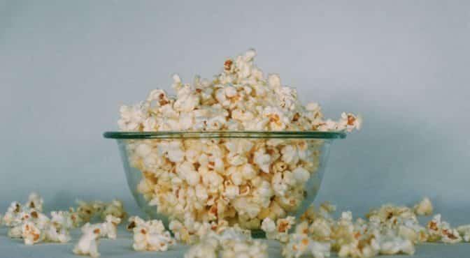 o que fazer na quarentena cinema em casa pipoca